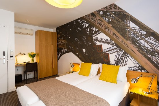 Hotel Le 20 Prieure: Twin room