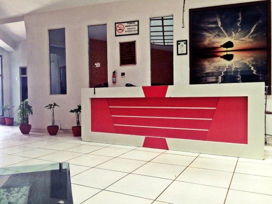 Hotel Teg Royal: Reception