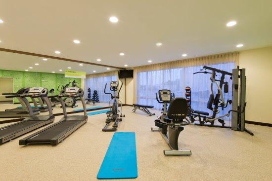 Artesia, Nowy Meksyk: Fitness Center