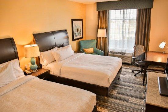 Murfreesboro, Τενεσί: Double Bedroom