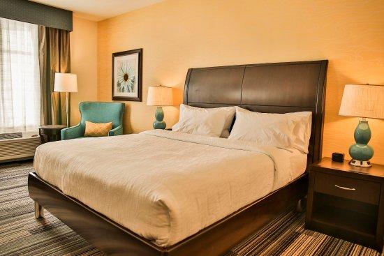 Murfreesboro, Τενεσί: Alternative View of the King Bedroom