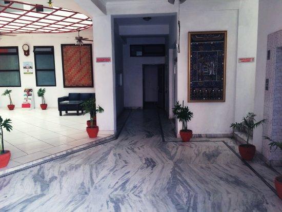Hotel Teg Royal: Lobby