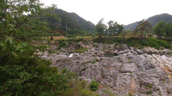 Taebaek, Güney Kore: 구문소