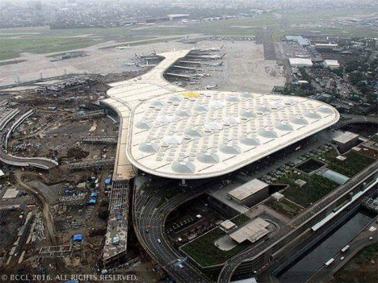 Chatrapati Shivaji Maharaj Airport In Mumbai Andheri Picture Of