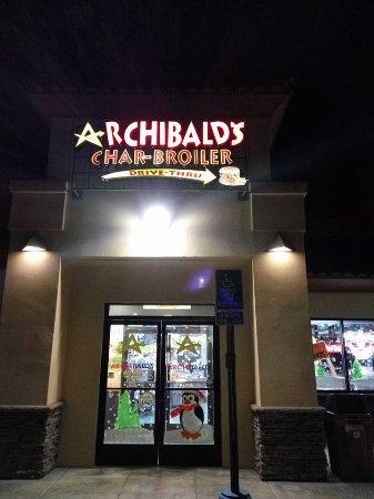 Archibalds Drive-Thru