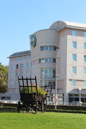 B&B 호텔 루와시 CDG