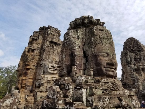 Angkor Guide Sopanha Private Tours: Angkor Thom - Bayon Temple