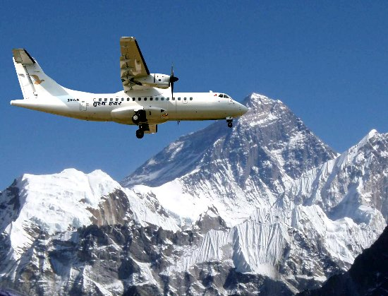 Asian Adventure Treks and Expedition - Nepal Mountain Flight Day Tours