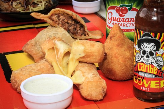 Caribe Latin Kitchen: latin fest