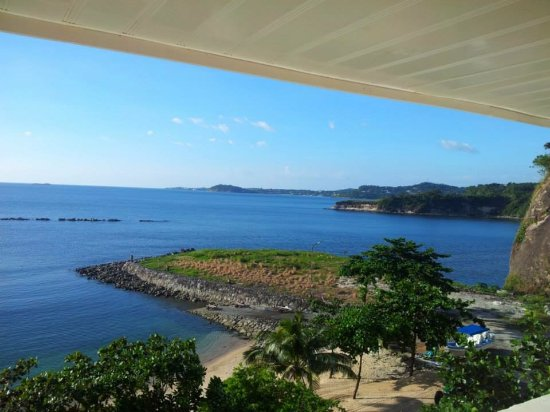 Canyon Cove Hotel & Spa: View from our Veranda @ Canyon Cove