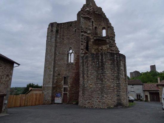 Chateau de Chalus-Maulmont