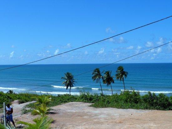 Pedra do Xareu Beach: Mirante
