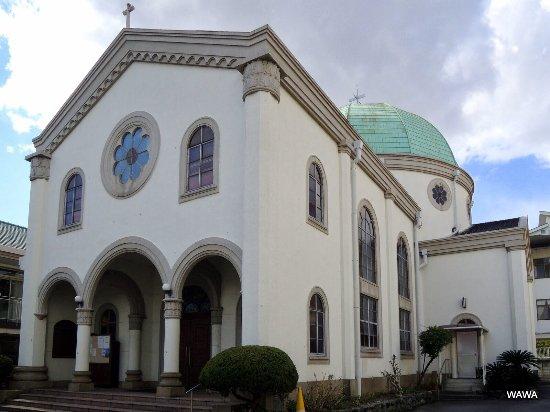 高山右近記念聖堂