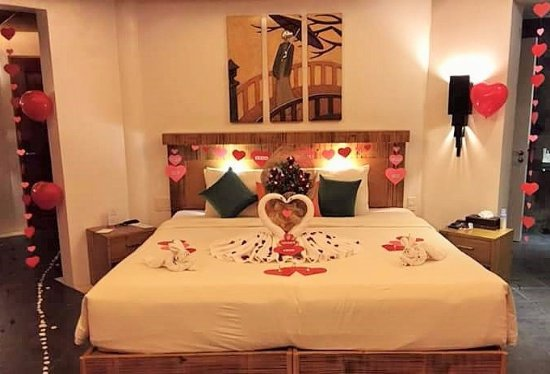 Ambassador In Paradise Resort The Romantic Honeymoon Suite