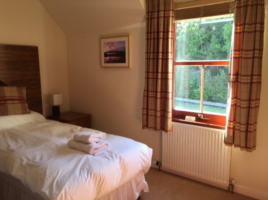Lochailort, UK: Room with twin beds