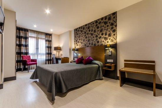 Hotel Regio Cadiz: Doble matrimonial