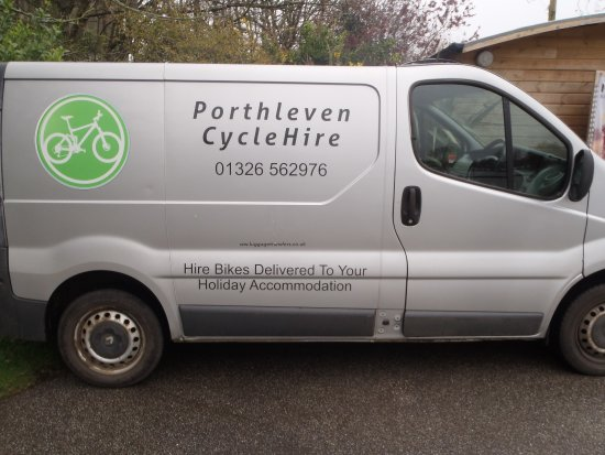 Porthleven Cycle Hire