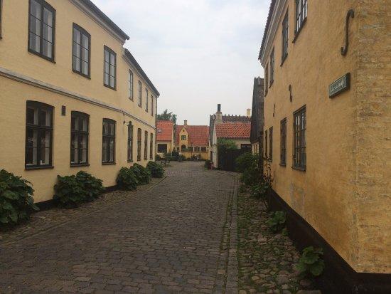 Dragoer Hotel & holiday apartments : Le village de Dragor