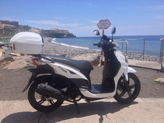 DPC Solutions Rent a Scooter Madeira