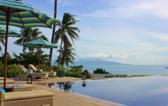Baan Sawan Villa : Pool View
