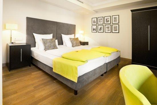 Hotel Hamburger Hof: Doppelzimmer