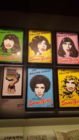 Some Girls - Picture of Exhibitionism - The Rolling Stones