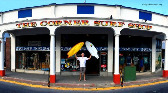 ‪The Corner Surf Shop‬