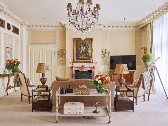 Deluxe Suite, Grand Hotel Wien