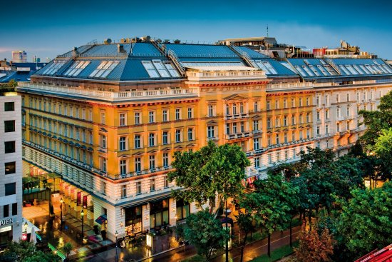 Grand Hotel Wien Vienna Austria Reviews Photos