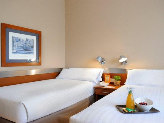 Tres Torres Atiram Hotel: Habitación Doble