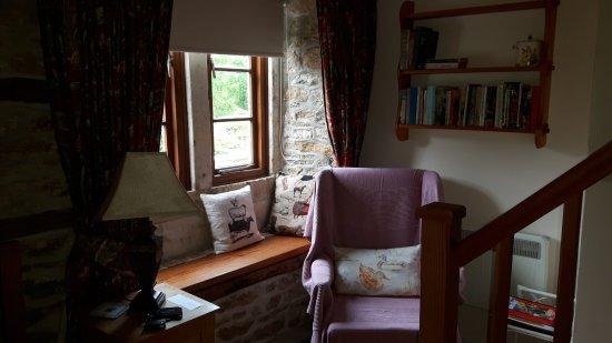So wie man sich B&B in einem alten englischen Farmhaus vorstellt