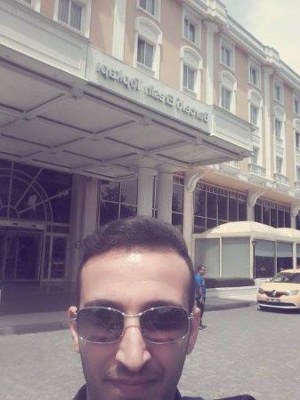 Barcelo Eresin Topkapi: Otelden ayrılırken