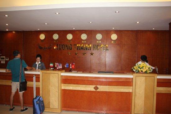 Vinh, Vietnam: Reception