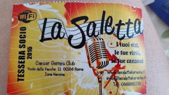 La Saletta Karaoke