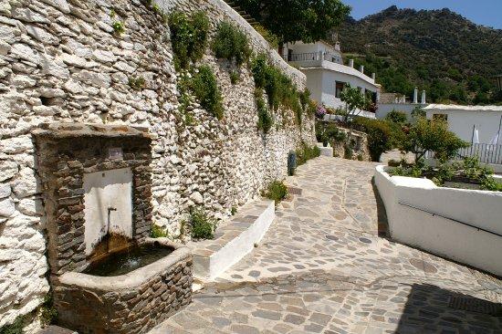 Las Alpujarras: Fontaine à Bubion