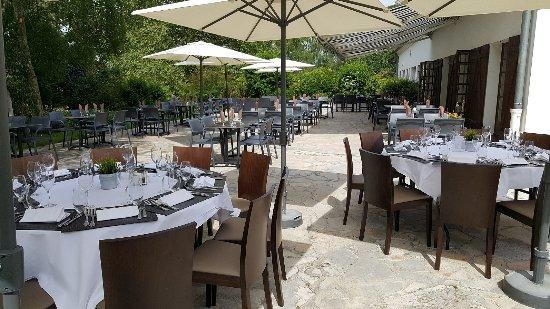 Restaurant golf de domont restaurant avis num ro de for Hotel domont
