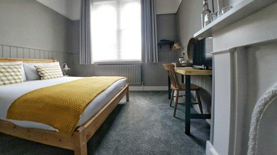 The Kings Head: Bedroom