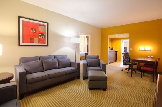 Embassy Suites by Hilton Laredo : Two Bedroom Two Bath Suite