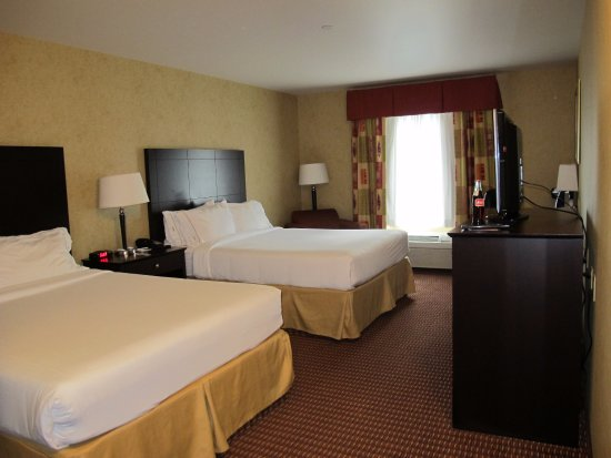 Holiday Inn Express Hotel & Suites Sandpoint North: Double Queen Room
