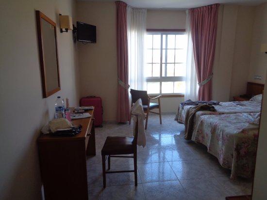 Hotel Lanzada: Habitacion