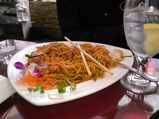 Pittsfield, MA: Spicy noodle