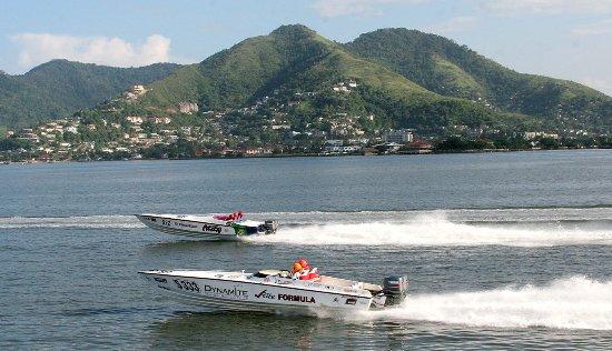 Trinidad and Tobago: Great Powerboat Race