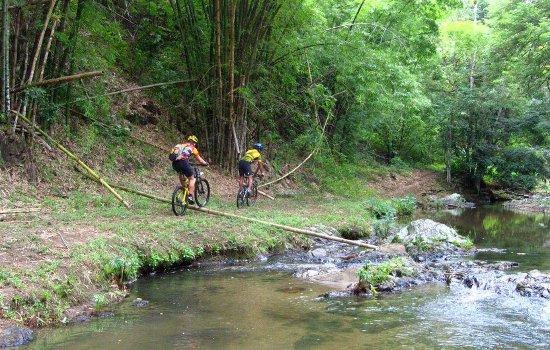 Trinidad and Tobago: Mountain Biking Trails