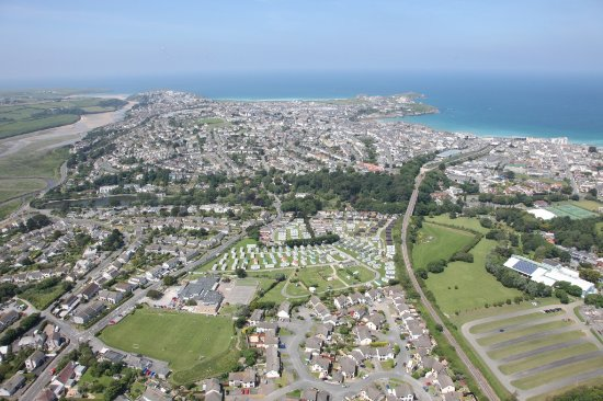 Trenance Holiday Park: Newquay