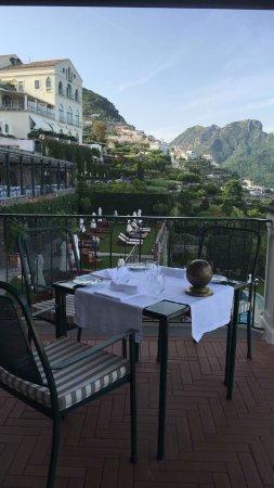 Terrazza Belvedere Restaurant Picture Of Palazzo Avino