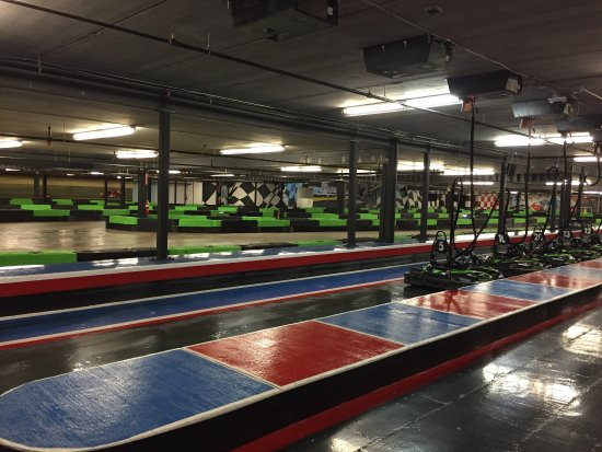 Andretti Indoor Karting & Games Marietta
