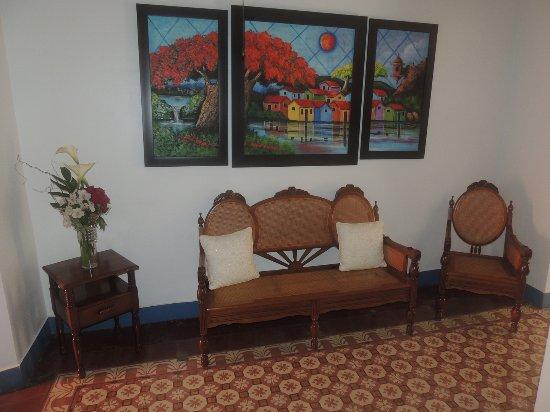 Hotel Colonial: Lobby