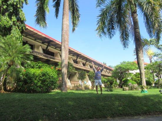 Удобный и приятный отель для пляжного отдыха