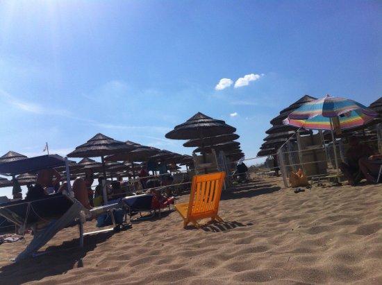Zona Franca Lounge Beach: Lido Marini