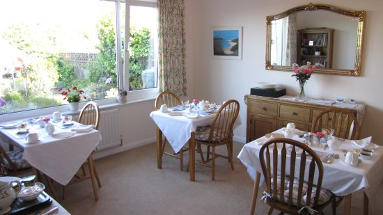 Elba Bed & Breakfast : Breakfast Room